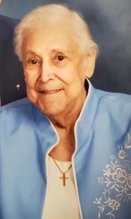 Thelma Elizabeth Hance